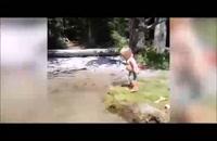 جالبترین - ویدئو : دانلود کلیپ - خنده دارترین های روز