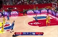 فول گیم بازی برزیل - جمهوری چک؛ جام جهانی بسکتبال چین 2019