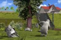 انیمیشن برنارد خرس قطبی ف1 ق 28