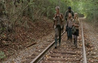 قسمت 14 فصل چهارم سریال The Walking Dead