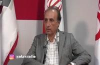 مصاحبه رادیو افق کوروش با محمدرضا حیاتی گوینده خبر