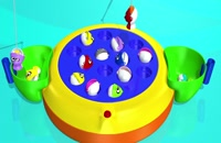 مجموعه آموزشی تو تی تو–Tutitu-(فصل 6ق6)-Building a Fishing Game شش ماه به بالا