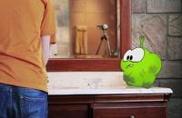 انیمیشن اوم نوم (ف1-ق2)-Bath Time