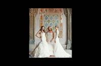 جدیدترین مدل های 2019 تزئین ماشن عروس- ناخن عروس-کیف و کفش عروس-لباس ساقدوش عروس