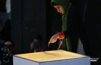 هنرنمایی با شن - خانم فاطمه عبادی - عید بیعت 1398
