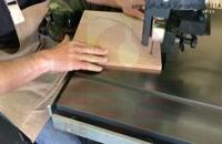 نحوه ساخت  میز بارزین