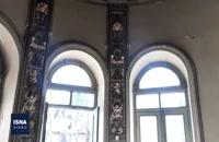 بلای تخریب بیخ گوش عمارت مستوفیالممالک