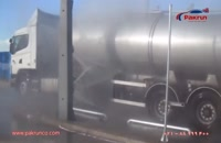 کارواش تونلی تمام اتوماتیک ماشین سنگین - روتیتور
