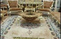 قیمت فرش 1200 شانه طرح شکارگاه