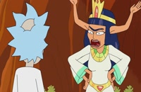 انیمیشن سریالی ریک و مورتی Rick and Morty | فصل 1 - قسمت 7 + زیرنویس فارسی