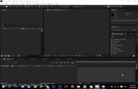 آموزش کامل افترافکتس (Adobe After Effects CC) - توسینسو