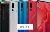 معرفی گوشی جدید هواوی مدل NOVA 4i 2019