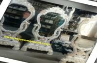 مجسمه فایبرگلاس | آینه کنسول فایبرگلاس | مجسمه پلی استر