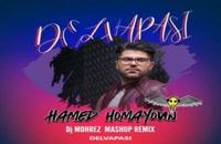 موزیک زیبای دلواپسی (رمیکس) از حامد همایون