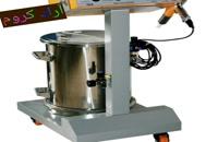 فروش دستگاه مخمل پاش و فانتاکروم در آبیک 02156571305