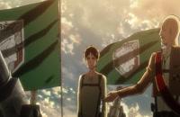فصل اول سریال Attack on Titan قسمت 13