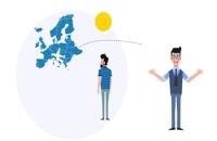 آموزش وقت سفارت اروپا