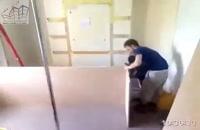 آموزش قفسه بندی کمد دیواری | آموزش