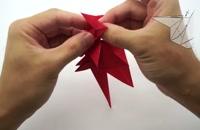 فیلم آموزشی اوریگامی اژدها