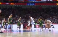 هایلایت بازی فرانسه - استرالیا (کامل)؛ جام جهانی بسکتبال چین 2019
