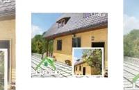 فروش باغ ویلا با معماری خاص در غرب شهریار کد 1669
