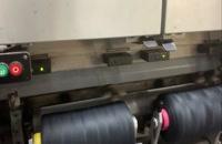 سنسورها در دستگاه فینیشر خط تولید نخ اکریلیک