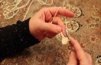 آموزش بافتنی ( زنجیربافی قسمت ۲ ) توسط خانم منیژه غفاری