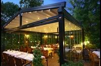 حقانی 09380039391-سقف متحرک رستوران-فروش سقف برقی تالار