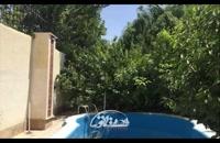 750 متر باغ ویلا در کردزار شهریار