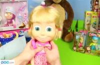 عروسک ماشا و خرس