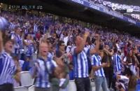 خلاصه بازی رئال سوسیداد - اتلتلکو مادرید؛ لالیگا اسپانیا