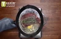 انواع پخت استیک | فیلم آشپزی