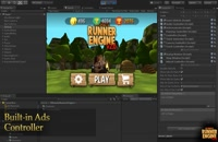 Ultimate Runner Engine 2.0 Editor Preview