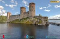 اولاوین لینا در فنلاند، قلعه ای شگفت انگیز بر روی آب - بوکینگ پرشیا