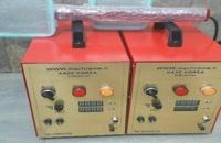 ساخت دستگاه مخمل پاش /پودر و چسب مخمل /دستگاه فانتاکروم 02156573155