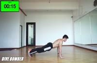 آموزش آمادگی جسمانی (فیلم آموزشی)