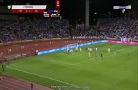 خلاصه بازی فنلاند - ایتالیا؛ (خلاصه عربی) پلی آف یورو 2020