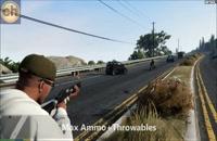 گیم پلی چیت بازی Grand Theft Auto V نسخه جدید