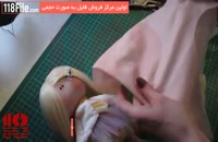 آموزش کامل دوخت عروسک روسی با الگو بصورت گام به گام