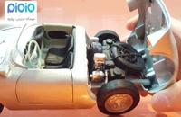 ماکت فلزی ماشین مدل Porsche 550 A Spyder