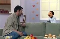 """آقای """"عزیزم ببخشید"""" و """"شهاب حسینی"""" !."""