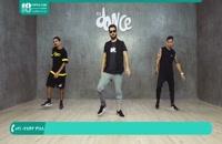 آموزش رقص هیپ هاپ آقایان و بانوان