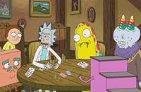 انیمیشن سریالی ریک و مورتی Rick and Morty | فصل 1 - قسمت 5 + زیرنویس فارسی