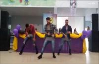 آموزش رقص زومبا به صورت گام به گام