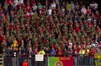 فول مچ بازی لیتوانی - پرتغال؛ (نیمه اول) پلی آف یورو 2020