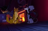 انیمیشن همه سگ ها در کریسمس-دوبله-An All Dogs Christmas Carol 1998
