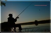 ماهیگیری با قلاب به صورت حرفه ای