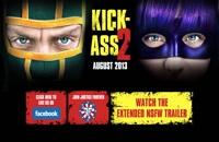 تریلر فیلم کیک اس 2 Kick Ass 2 2013