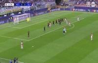خلاصه بازی اینتر - اسلاویا پراگ (کوتاه)؛ لیگ قهرمانان اروپا