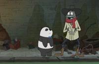 انیمیشن سریالی سه خرس کله پوک(ف2-ق12)-دوبله-We Bare Bears TV Series